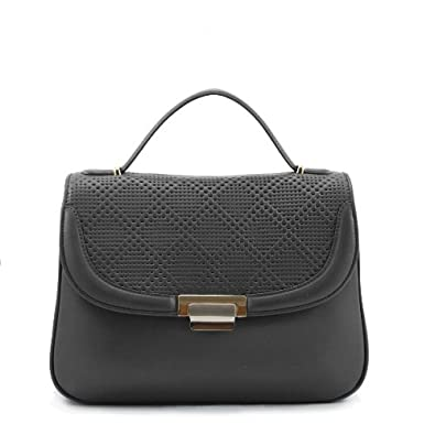 K O R E T new york Women's Astor Top Handle Satchel -Black-One Size