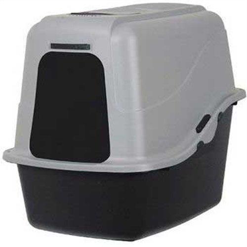 Petmate Hooded Litter Pan Set Large,