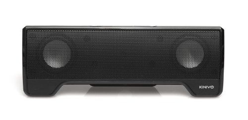 Kinivo Ls210 Portable Laptop Speaker - Compatible With Windows 7, Vista And Mac (Usb)