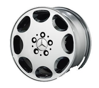Replica 15″ 92 Style (8 hole) Chrome Wheels for