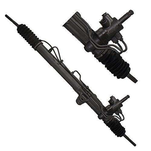 Detroit Axle Complete Power Steering Rack & Pinion Assembly - Honda Accord 6-cyl Acura CL -Lifetime Warranty (Rack And Pinion Honda Accord 96 compare prices)