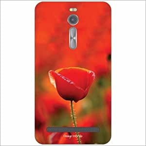 Design Worlds - Asus ZenFone 2 ZE551ML Designer Back Cover Case - Multicolo...