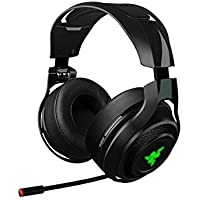 Razer ManO'War Wireless 7.1 Surround Sound Gaming Headset Compatible with PC, Mac - Refurbished