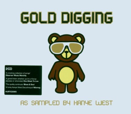 Etta James - Gold Digging: As Sampled By Kanye West - Zortam Music