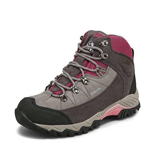 Clorts-Womens-Suede-Uneebtex-Waterproof-Mid-Hiking-Boot-Outdoor-Backpacking-Shoe-3B010