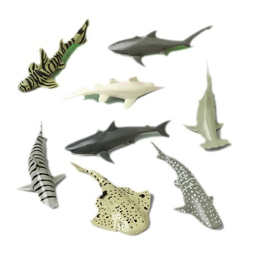 Shark Toy Animals (12 Count)