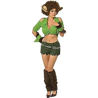 Wolf Woman Costume - X-Small - Dress Size 2-6