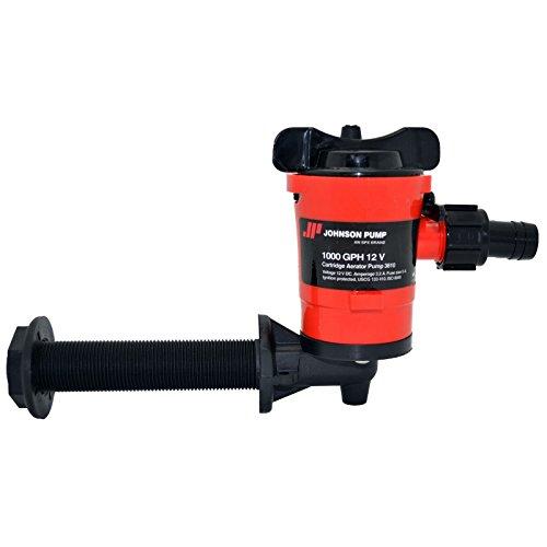Johnson Pumps 38103 1000 Gph Cartridge 90-Degree Aerator Pump front-836504