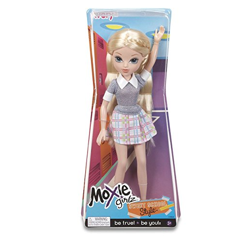 Moxie Girlz Sweet School Style Doll, Avery - 1