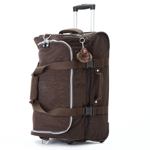 Kipling Luggage Teagan Duffle Carry On, Espresso, One Size top price