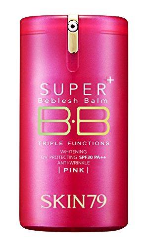 Skin79 Super+ Beblesh Balm Bb Cream Triple Function ( Pink Label ) 40g Spf30 Pa++
