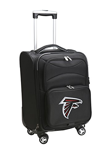 denco-sports-luggage-nfl-atlanta-falcons-5080-20-domestic-cm-a-forma-di-ruota-colore-nero