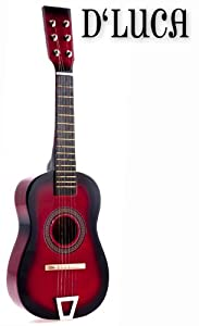 Star Kids Acoustic Toy Guitar 23-Inch from Sky Blue Telemarketing Inc.