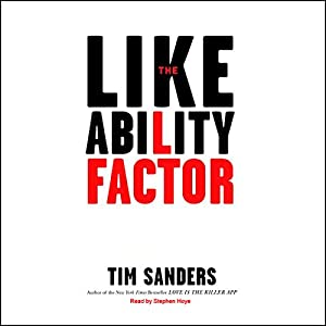 The Likeability Factor Audiobook