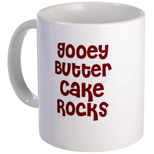 Cafepress Gooey Butter Cake Rocks Mug - Standard