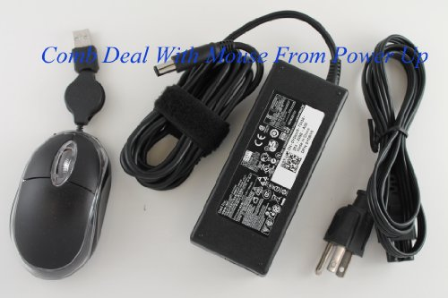 Dell Original 90W 19 5V x 4 62A New Slim Replacement AC Adapter For Dell Model Numbers Dell Studio 14Z Dell Studio 14zn Dell Studio 15 Dell Studio 1535 Dell Studio 1535n Dell Studio 1536 Dell Studio 1537 Dell Studio 1555 Dell Studio 1557 Dell Studio 1558 D