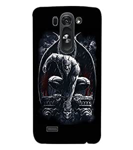 ColourCraft The Vampire Design Back Case Cover for LG G3 S
