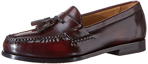 Cole Haan Men's Pinch Grand Tassel Penny Loafer, Burgundy, 11.5 M US (Cole Haan Pinch Grand compare prices)