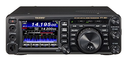Yaesu FT-991 Multi-Mode Portable Radio