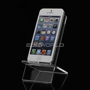 UNIVERSAL DECK CHAIR SLIM DESK STAND HOLDER FOR SMART PHONES MOBILE DOCK CRADLE