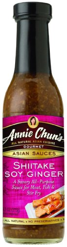 Annie Chun's Soy Ginger Sauce - 9.7 oz (Soy Ginger Sauce compare prices)