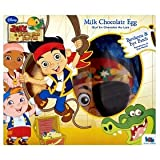Disney Jake and the Never Land Pirates Milk Chocolate Egg 55g