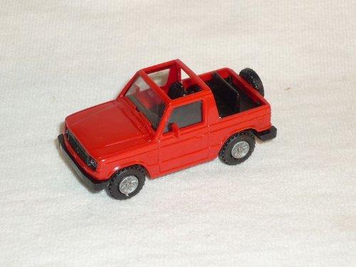 Mitsubishi Pajero 3 TÜrer Rot