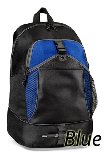 Bulletproof Backpack: Kid Friendly BulletBlocker NIJ IIIA Bulletproof Escape Backpack – Color Blue and Black