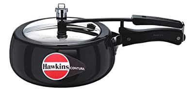 Hawkins Contura 5 Liters Hard Anodized Pressure Cooker from Mercantile International