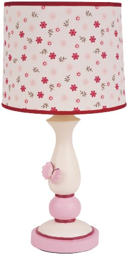 Kids Line Butterfly Meadow Lamp Base And Shade front-1043840