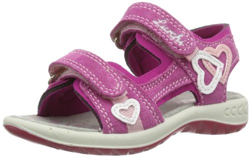 Lurchi - Sandali sportivi Fia, Bambina, Rosa (Pink (Pink)), 29