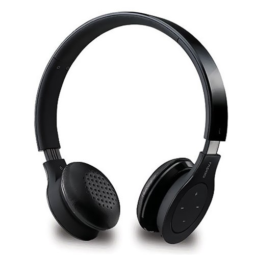 Rapoo 2.4Ghz Usb Wireless Headset With Microphone (H8020 Black)