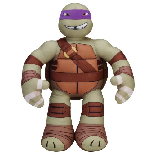 Teenage Mutant Ninja Turtles Pre-Cool Half Shell Heroes  Ninja Practice Pal Donatello Plush