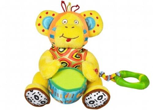 Babymoov Cuddly Wiggling Monkey - 1
