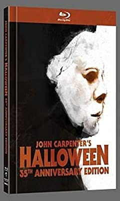 Halloween 35th Anniversary (Limited Edition Blu-ray Book)
