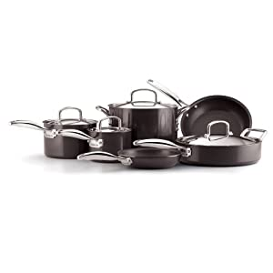 Anolon Allure 10-Piece Cookware Set