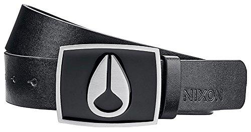 Nixon Enamel Icon II Belt - Black - XL