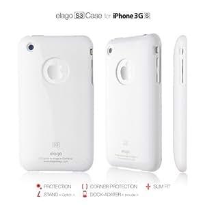 elago S3 Case for iPhone 3G/3GS (White)