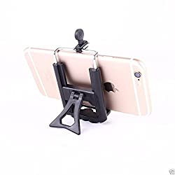 Aeoss ® Camera Stand Clip Bracket Holder Tripod Monopod Mount Adapter for Mobile Phone with stand New Model