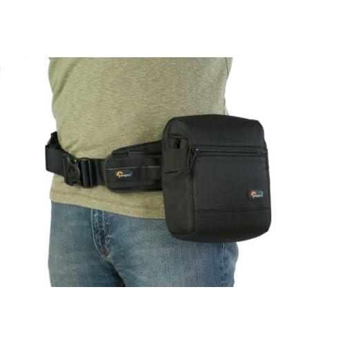 【国内正規品】Lowepro デジタルカメラケース S&F ユーティリティバッグ 100 AW レインカバー ブラック 362798