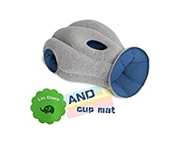 Ostrich Pillow Working Place Public Air Port Office Nap Pillow Car Pillow Everywhere Nod Off Sleep