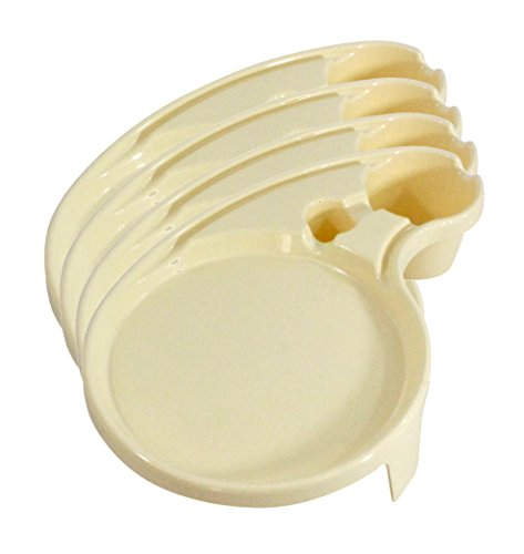DEBBIE MEYER'S Buffet Genius 4-Pack (Cream)