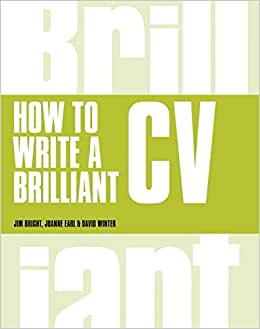 How To Write A Brilliant CV (Brilliant Business)