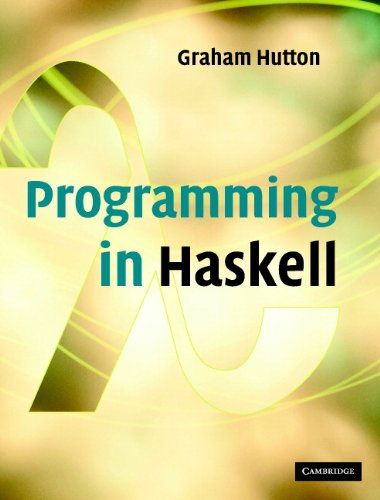 English book download for free Programming in Haskell by Graham Hutton 9780511296154 ePub in English