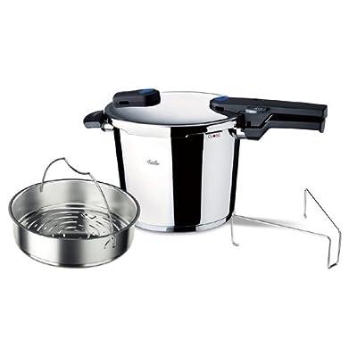 Fissler Vitaquick 8.5 Quart Pressure Cooker FIS5859 by Fissler
