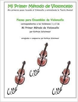 Piezas para Ensambles de Violoncello: correspondientes a