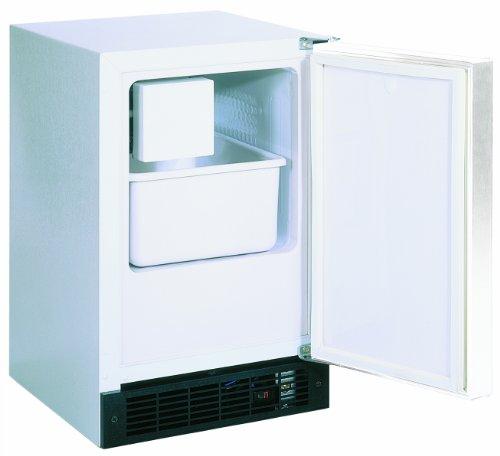 Marvel Scientific 15Cm0112 Counter-Top Ice Machine, White front-323460