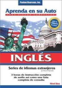 Aprenda En Su Auto, Ingles, Foreign Language