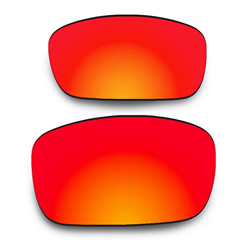 Fuse Lenses For Electric Hardknox (Loveless) Blaze Mirror Polarized Lenses