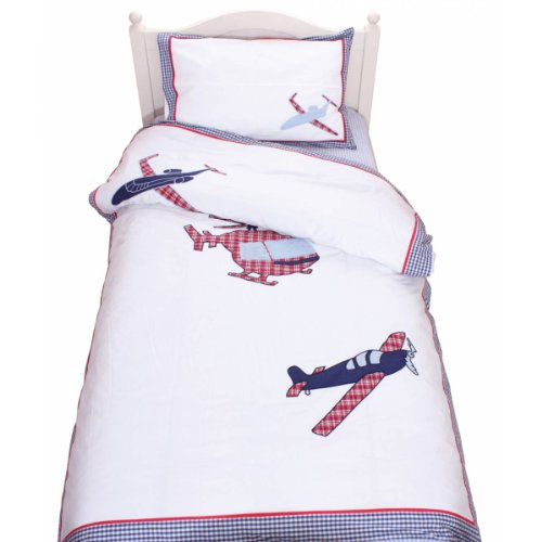 Airplane Bedding For Boys front-522864